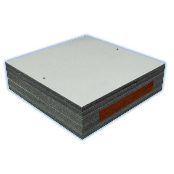 Terminal box for electrical components EK
