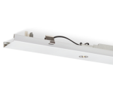 Solutions for row lighting systems