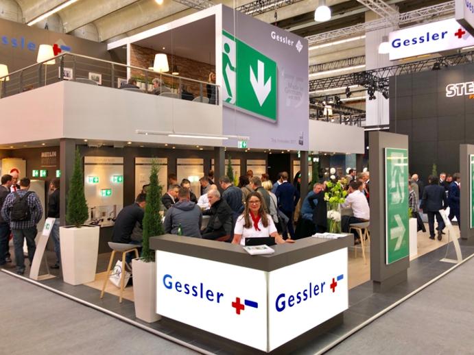 Gessler Gmbh Messe Resümee Light Building 2018