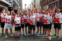 J. P. Morgan Corporate Challenge 2015 in Frankfurt am Main